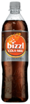 Bizzl Cola Mix Zuckerfrei 12 x 1,0 Ltr.  PET