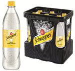 Schweppes Indian Tonic Water  6 x 1,0 Ltr.